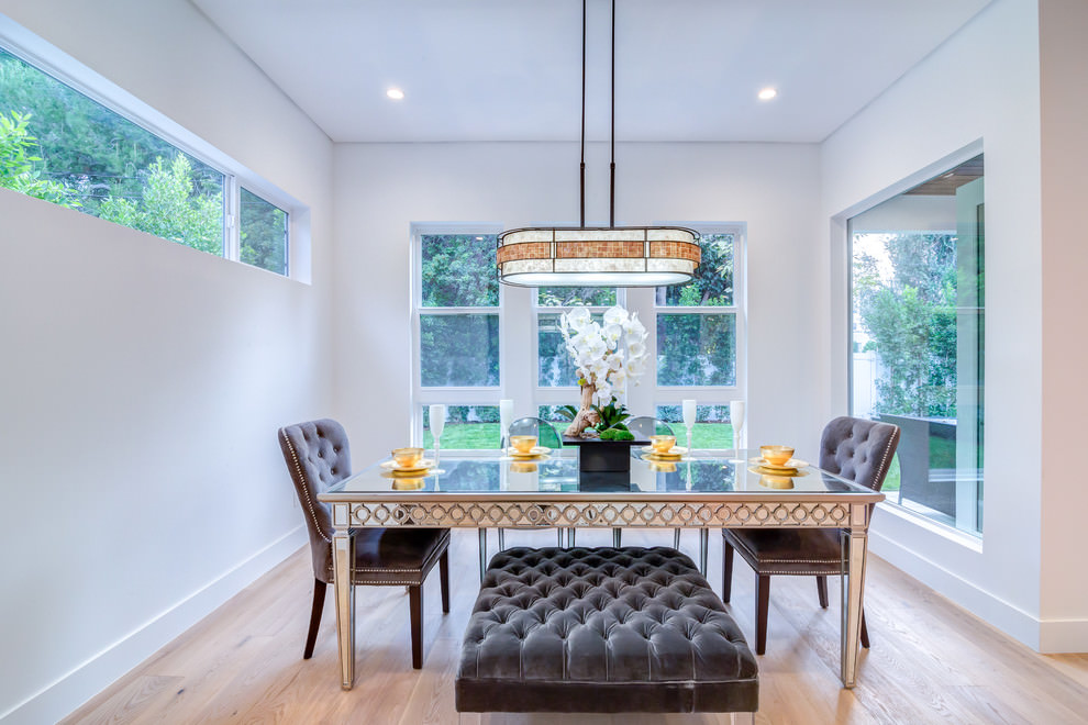 classy dining room remodel design