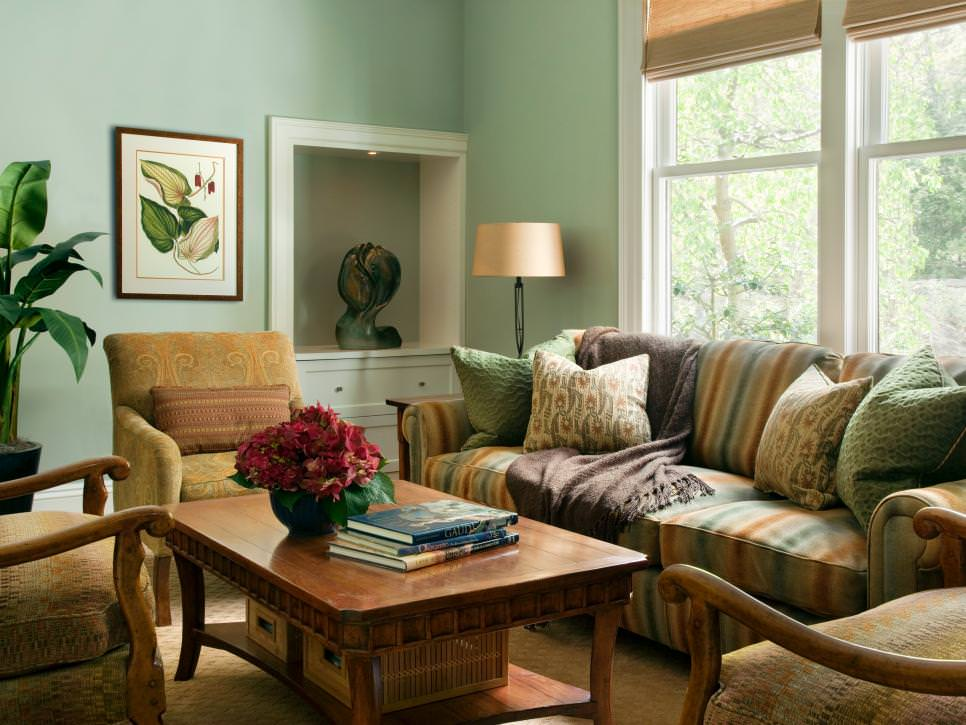 23 Green Wall Designs Decor Ideas For Living Room Design Trends Premium