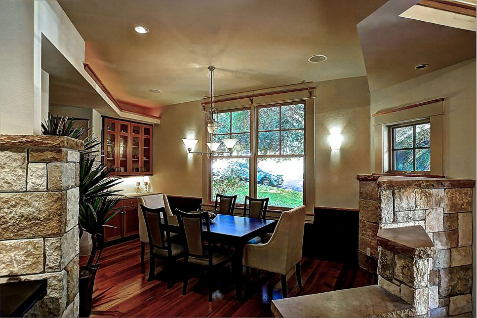 BEautiful Remodeled Dining Room