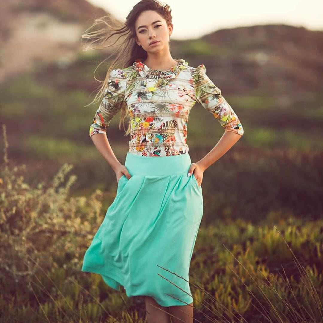 Midi Skirt for Women