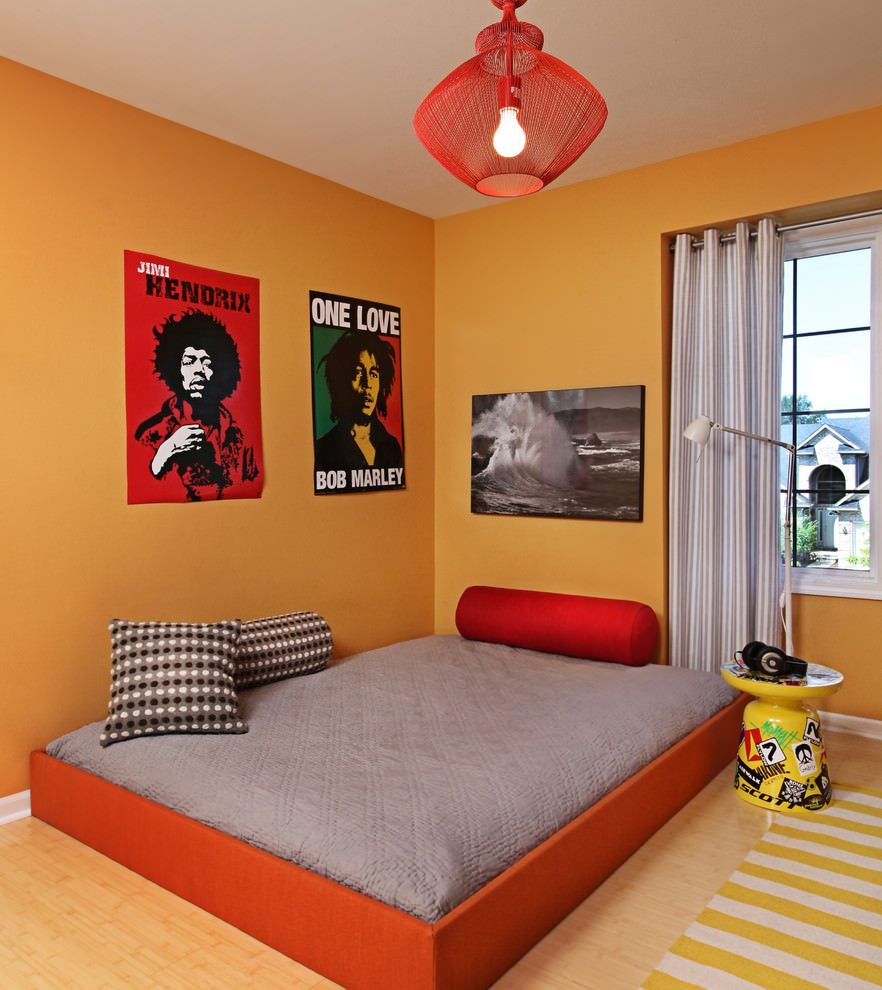 23 kid s room lightning designs decorating ideas for Fun lighting for kids rooms
