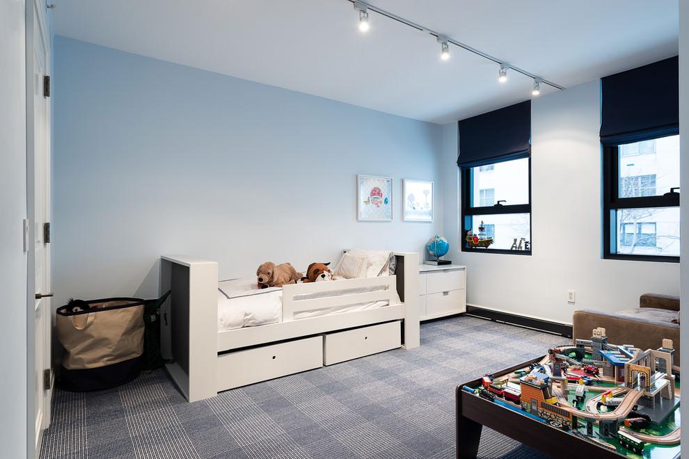 Modish Kids Room Lighting Design