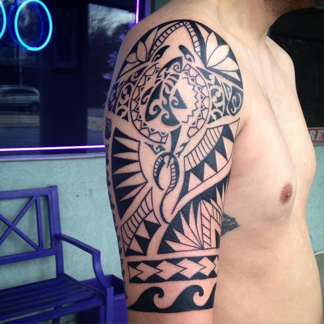 Amazing Tattoo on Arm