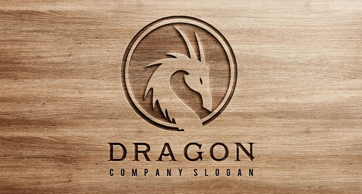 95+ Wood Company Logo Psd - Realistic Wooden Logo Mockup ...  95+ Wood Compan...