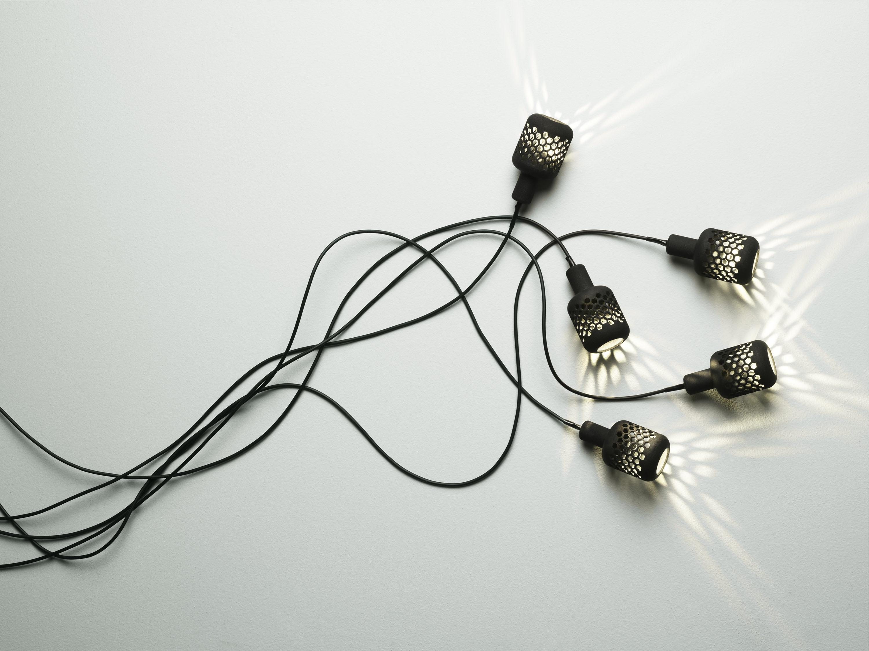 Mikrofon Lamp Black 03
