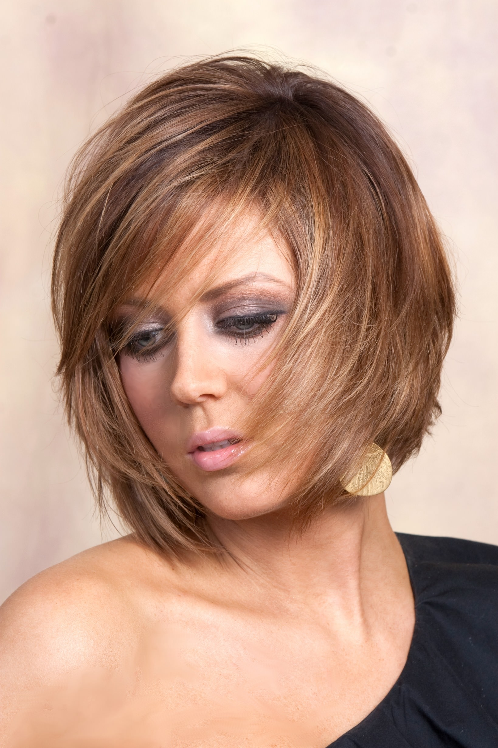 25 Layered Bob Haircut Ideas Designs Hairstyles Design Trends