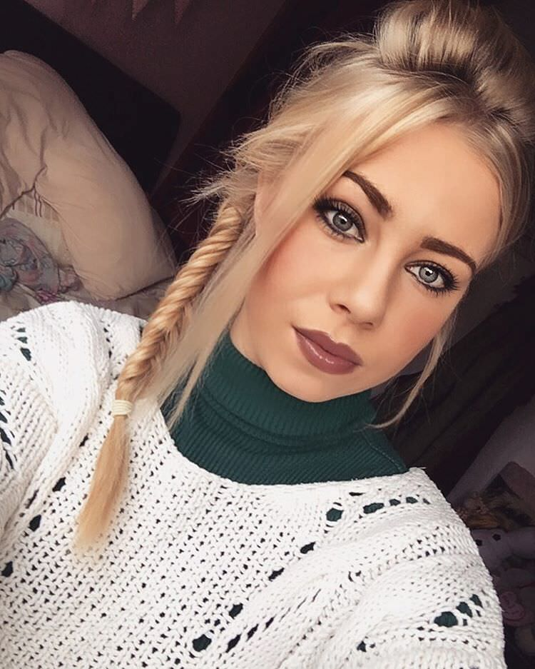 Beautiful Fishtail Braid