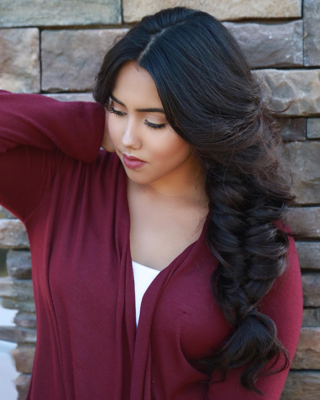 Layers Fishtail Braid