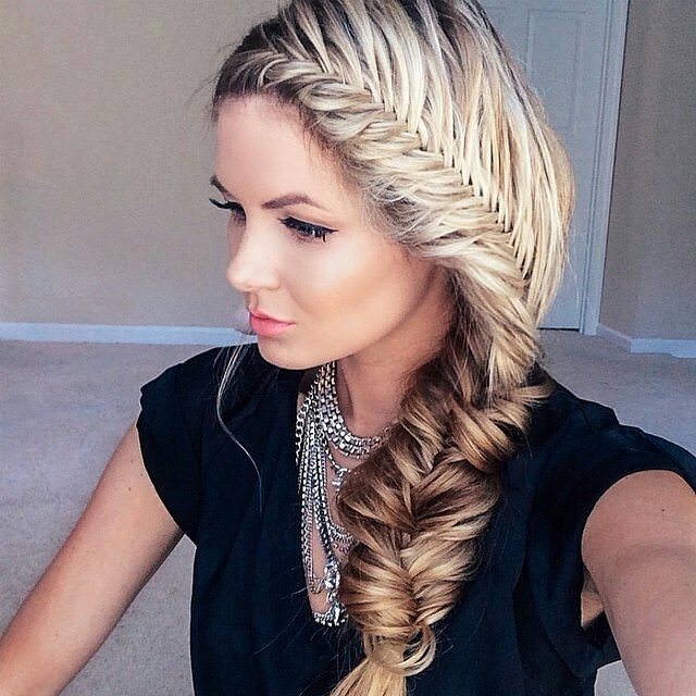 Awesome - Fishtail Braid