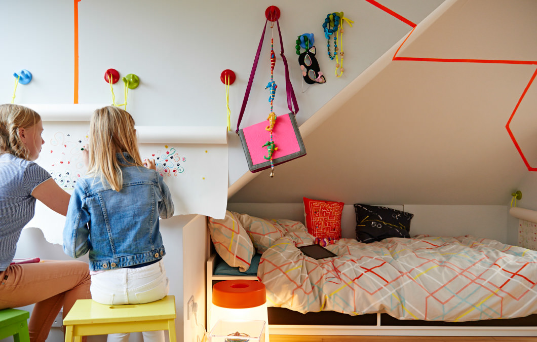 Wonderful Girl Shared Bedroom Designs