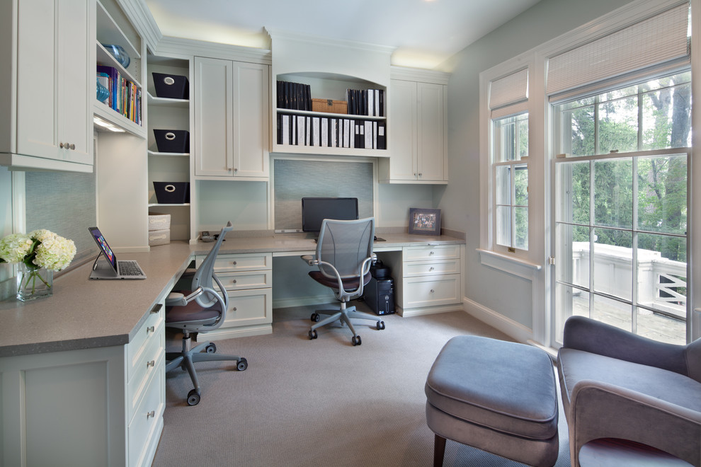 Small Home Office In Dc Metro