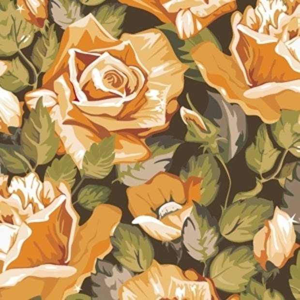vector background seamless rose pattern