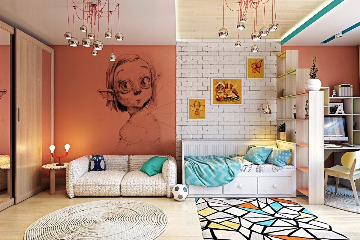25 wall mural designs wall designs design trends for Mural designs