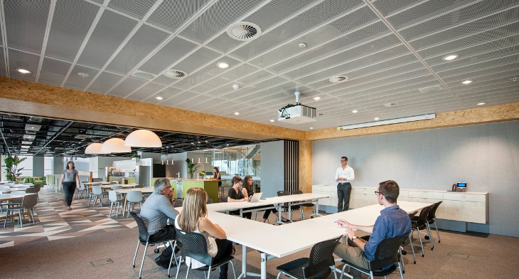Modern Office Ceiling Designs and Ideas & 21+ Office Ceiling Designs Decorating Ideas | Design Trends ...