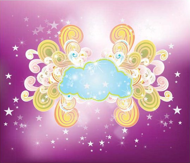 Illustration of Cloud Design Vectors