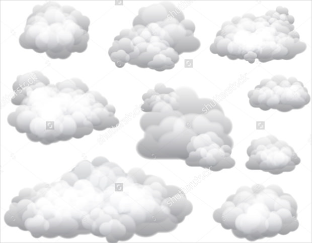 Vector Designed Cloud