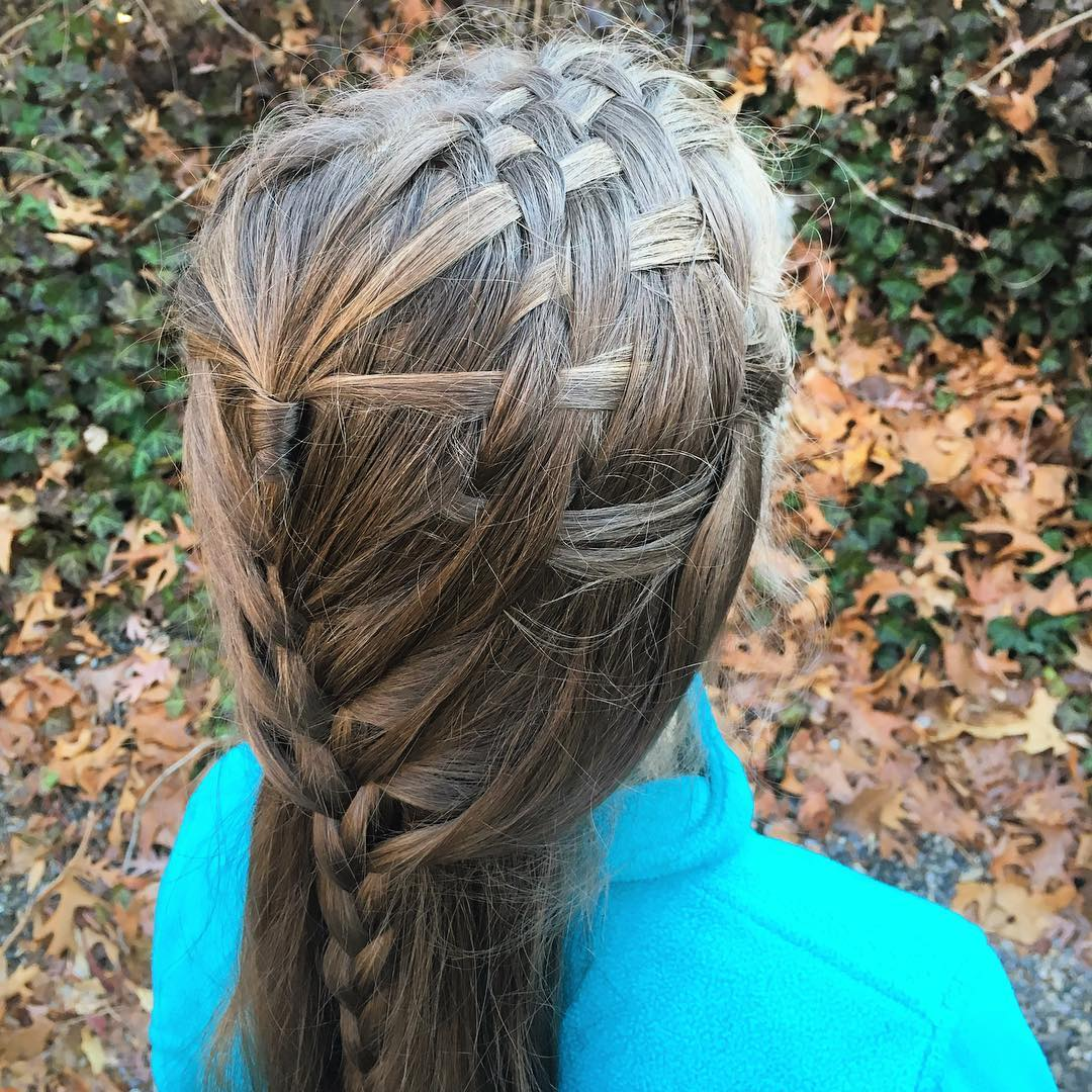 Latest Little Girl Hairstyle