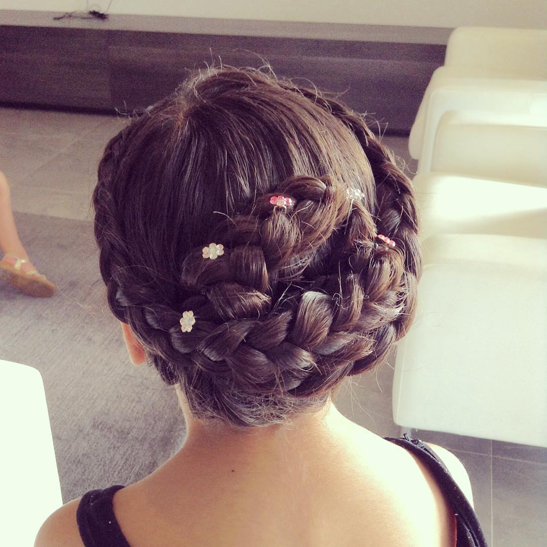 Attractive - Little Girl Hairstyle