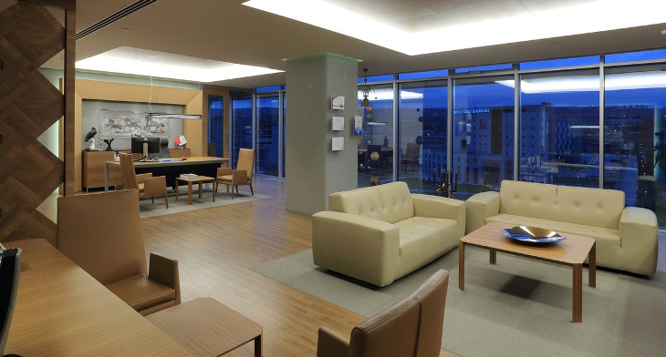 Best Corporate Office Designs And Ideas