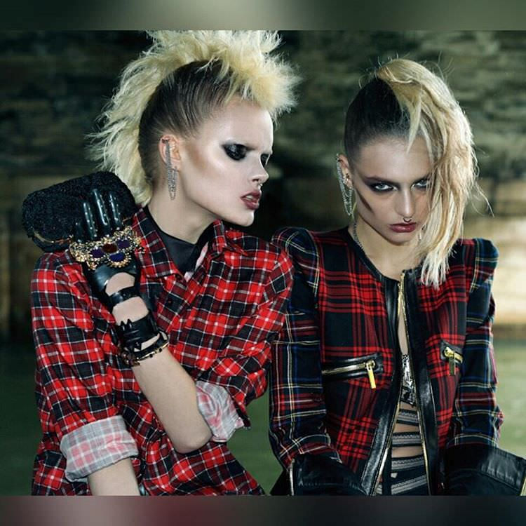 25 Stylish Gothic Haircut Ideas Designs Hairstyles