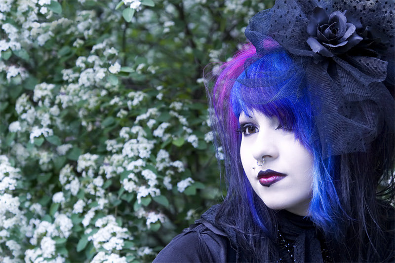 Colorful Gothic Lolita