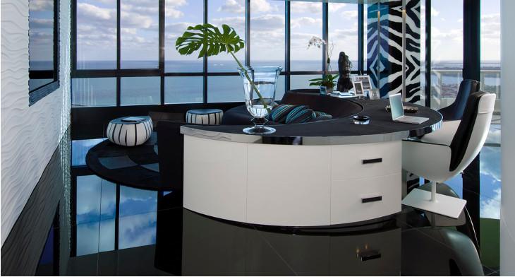 20+ Contemporary Office Desk Designs, Decorating Ideas   Design ...