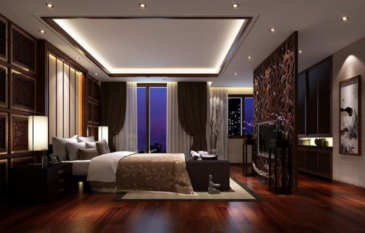 Cool Bedroom Ceiling Design