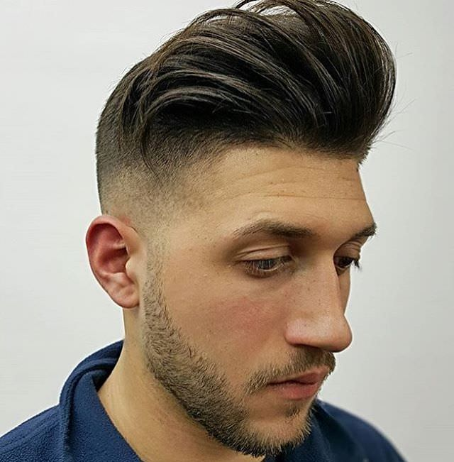 Natural - Mohawk Hairstyle for Men