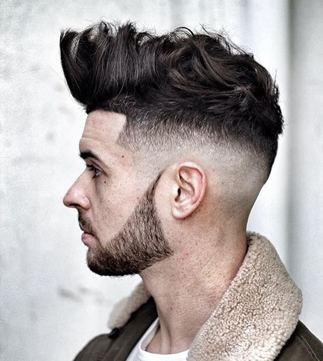 22+ Men\'s Mohawk Hairstyles Ideass, Designs | Design Trends ...