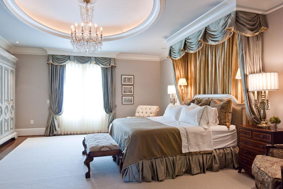 classy bedroom roof design