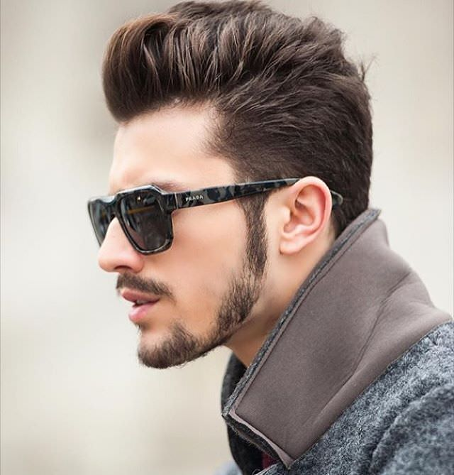 Smart - Look Mohawk Hairstyle for Men