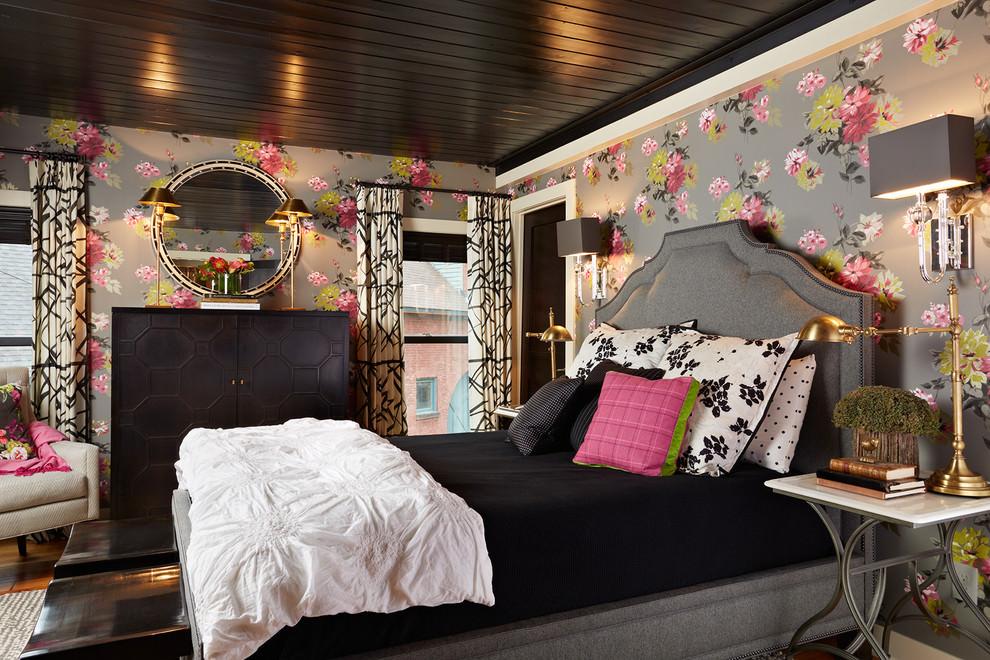 bed wood bedroom roof design