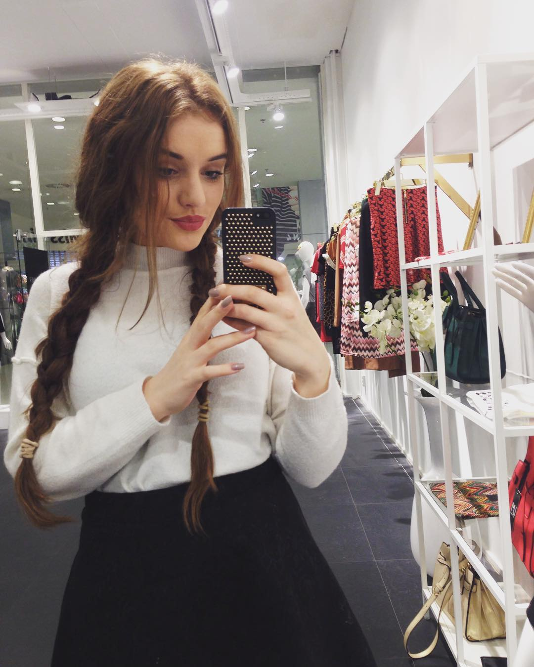 two braids each side  Hairstyles How To