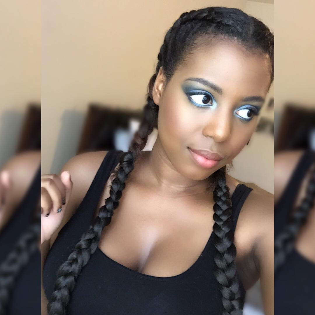 Black Braids Hairstyle For Women