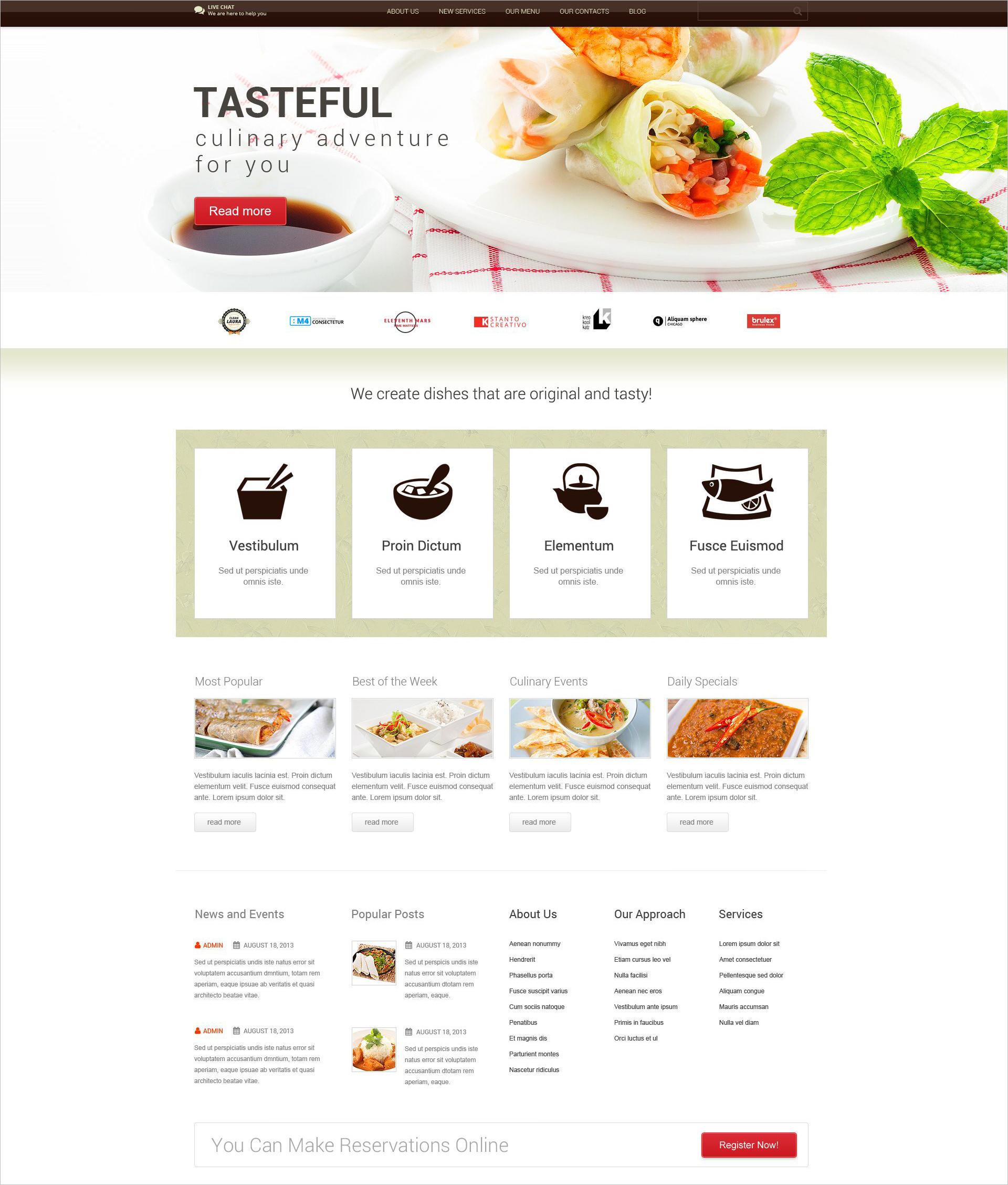 asian restaurant responsive wordpress theme1