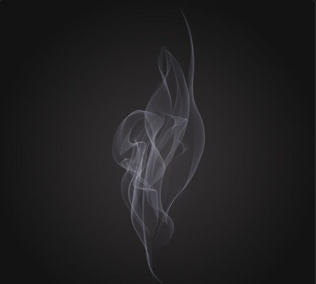 Vector Smoke template
