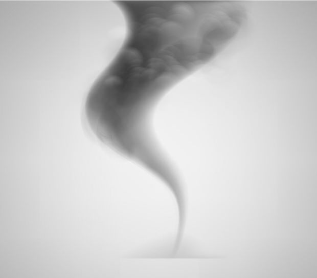 Free Smoke Vector Template