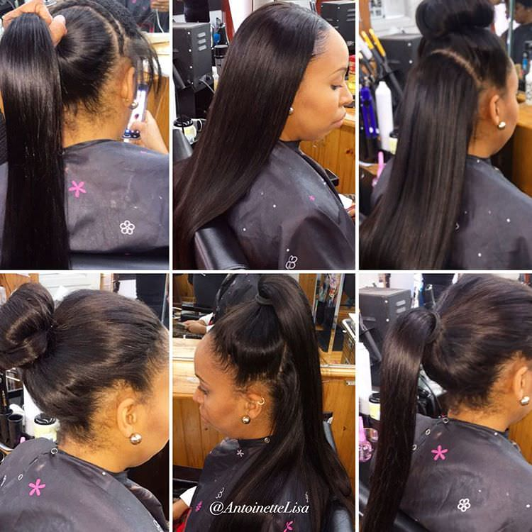 Multiple Styled Weave