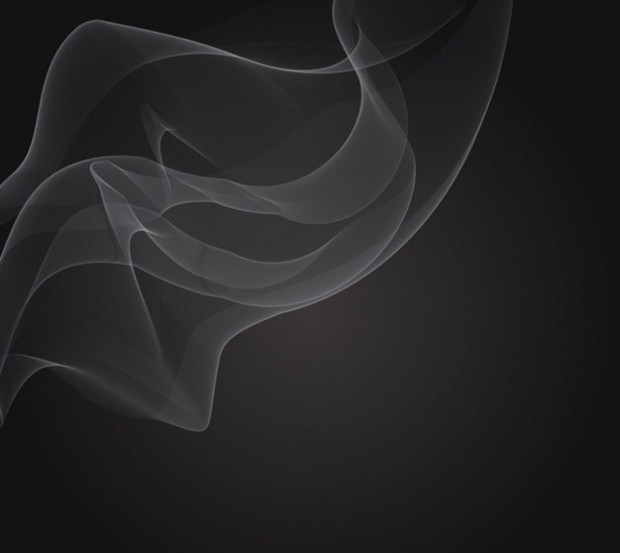 Vector Background of Smoke