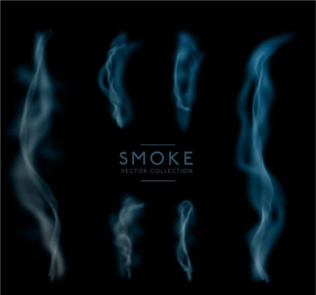 Smoke Images Collection
