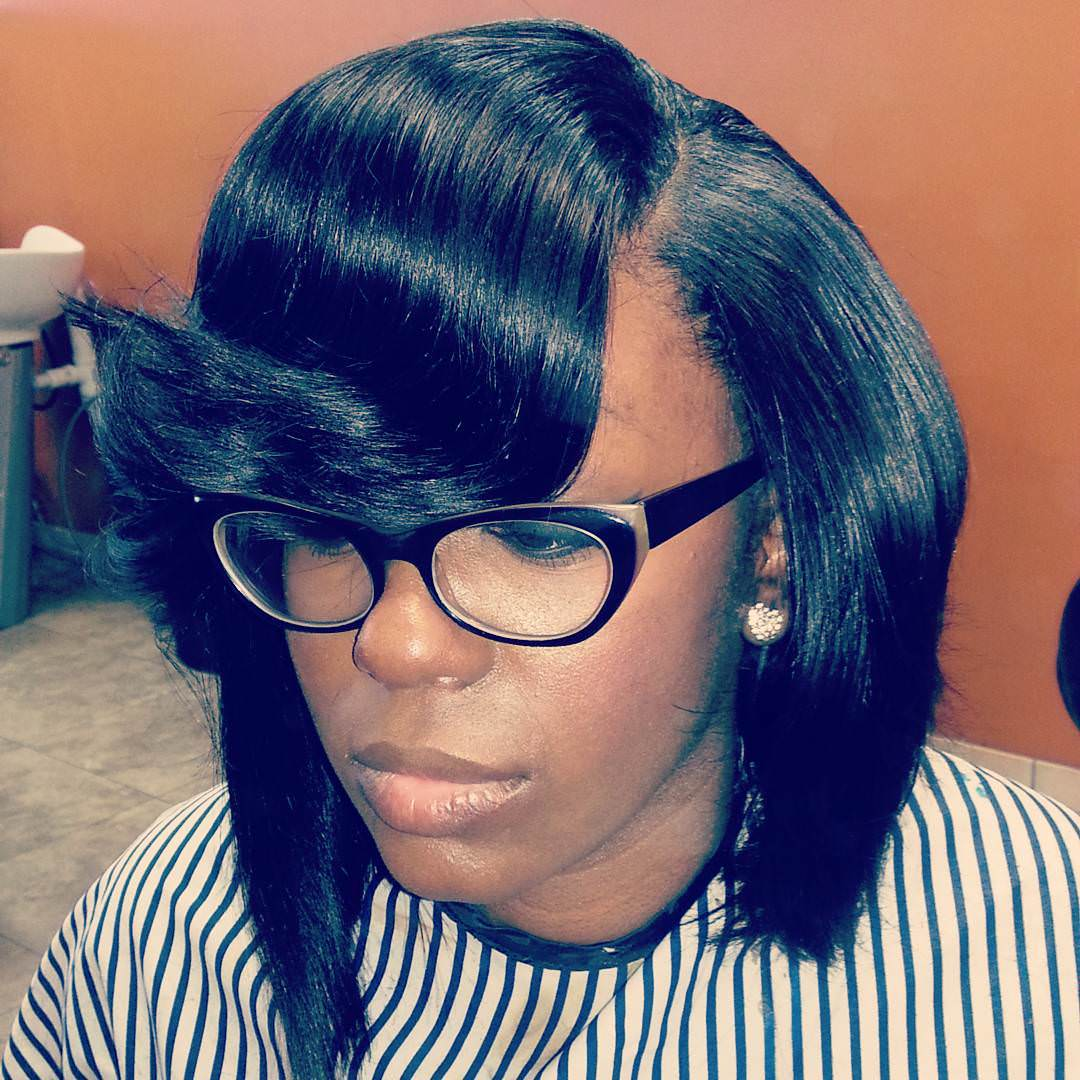 21 Black Weave Haircut Designs Ideas Hairstyles
