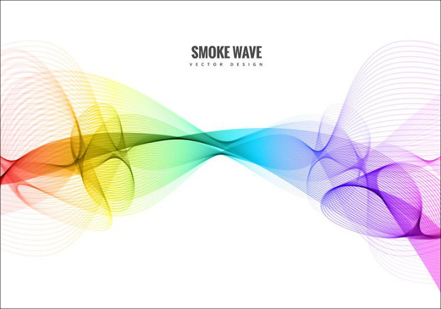 Smoke Line Wave Vector