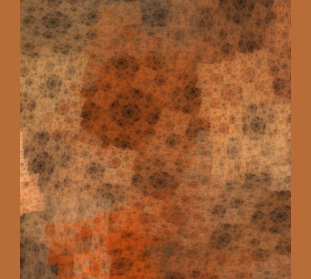 Fractal Rusty Texture