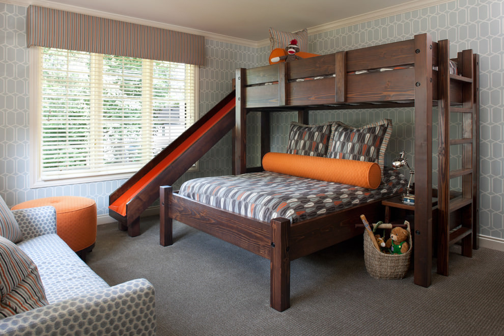 custom bunk beds designs