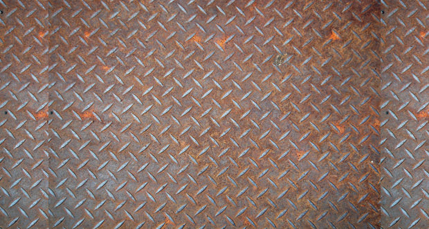 Cross Rusty Texture