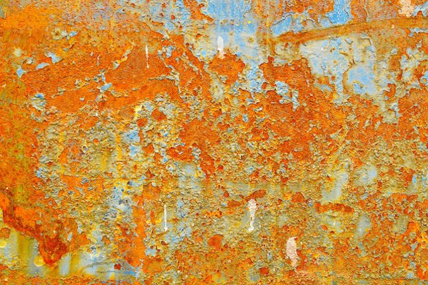 Free Rusty Background