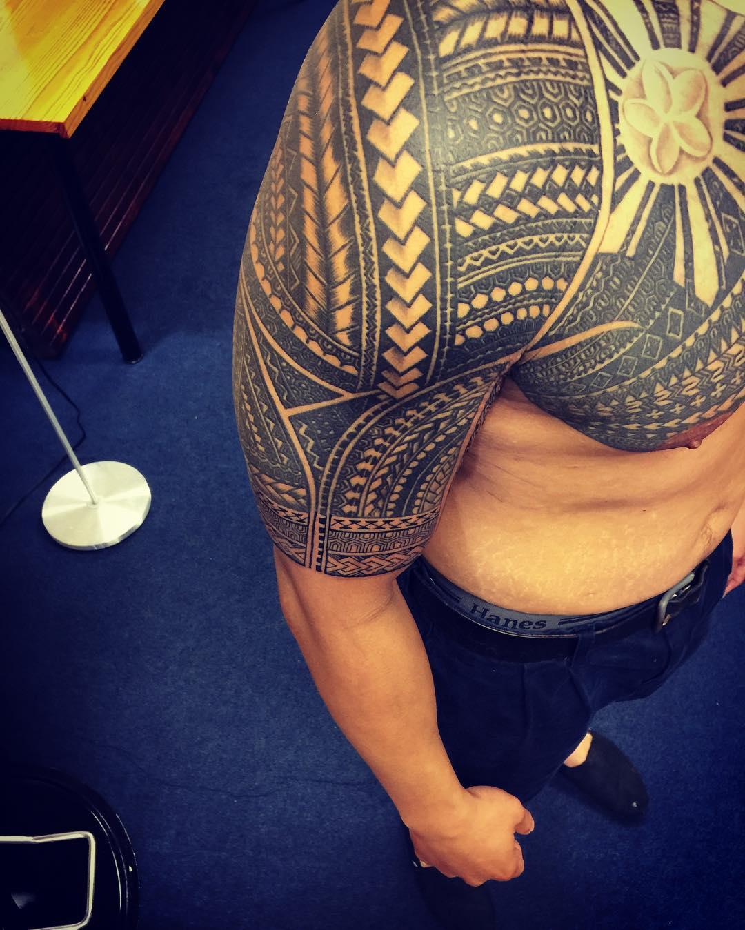 Beautiful African Tattoo