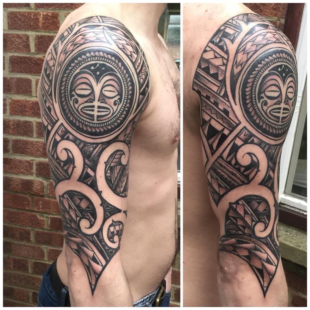 Tattoo On Shoulder