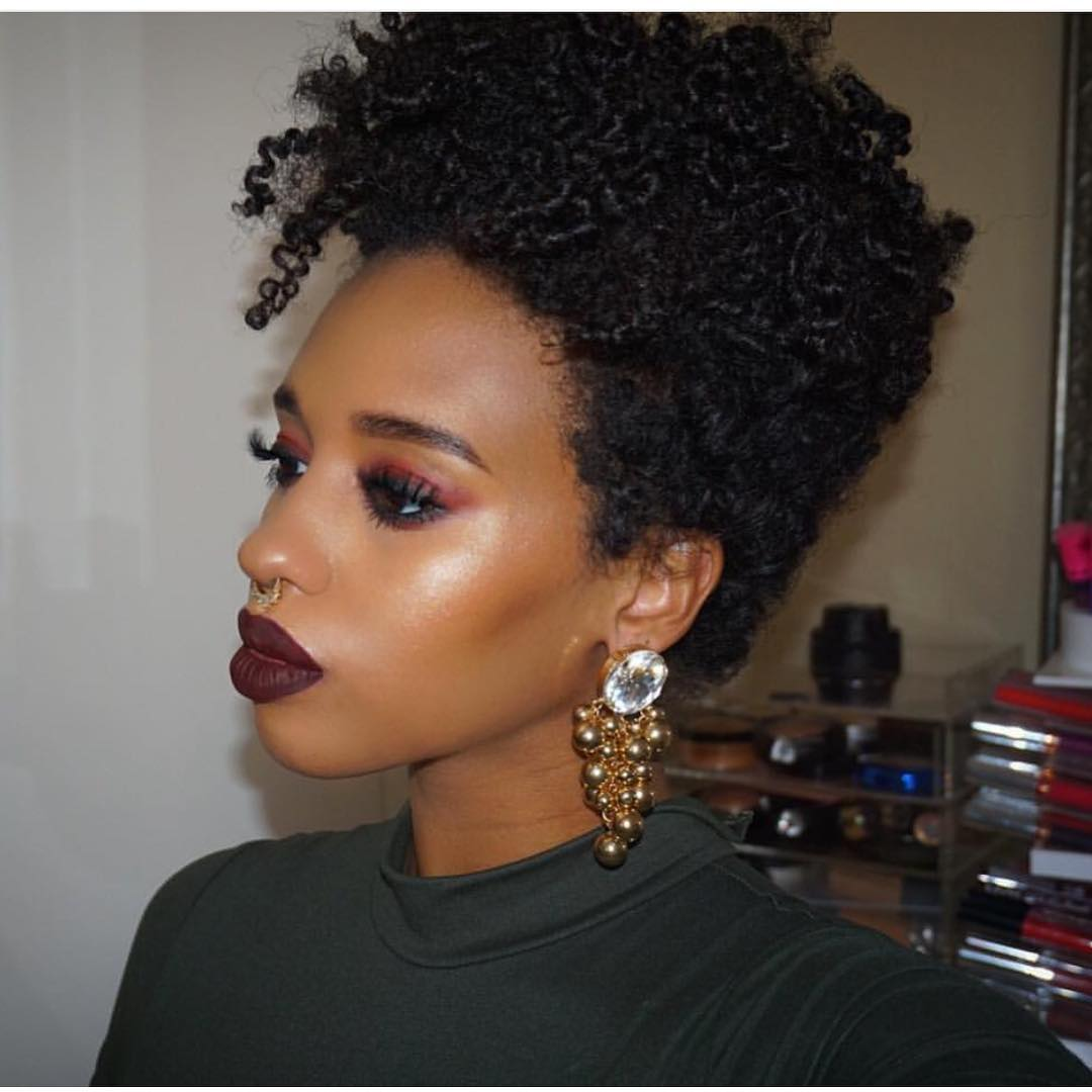24+ Big Chop Hairstyle Designs, Ideas