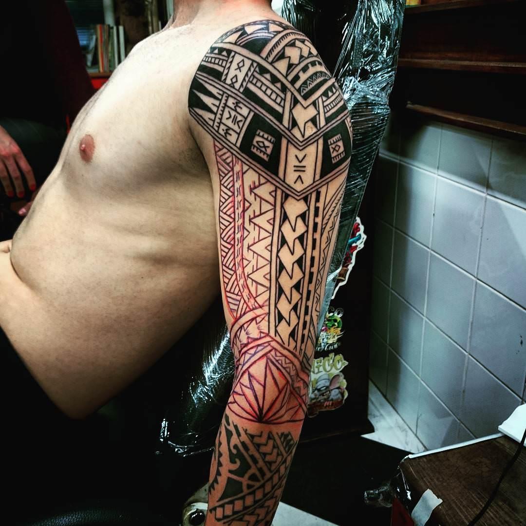 Awesome & Beautiful Tattoo Design